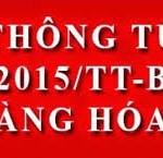 thong-tu-38-hang-hoa-xuat-nhap-khau-maikalogistics