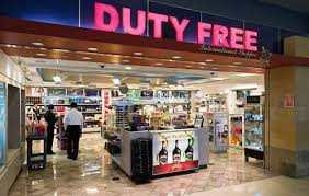 Duty-free-maika
